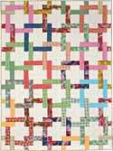 Pretzel Twist Quilt Pattern Dp140766